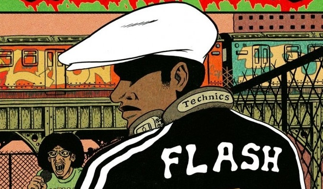 hip hop family tree evidenza