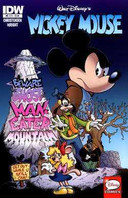 Mickey Mouse #5 (Christensen, Wright)