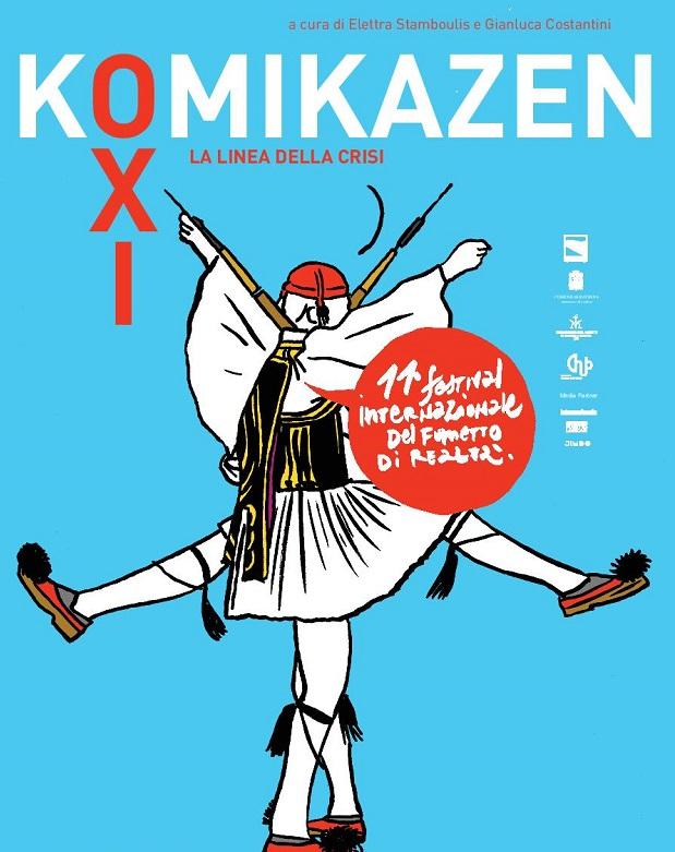 Il programma di Komikazen 2015 giorno per giorno