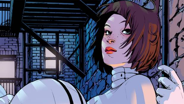 Rocket Girl vol. 1 (Montclaire, Reeder)