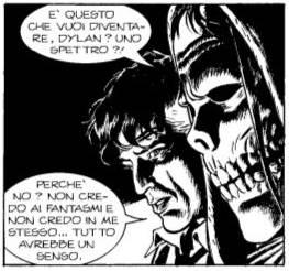 Dimenticare per sopravvivere: Dylan Dog nel pianeta dei morti_Recensioni