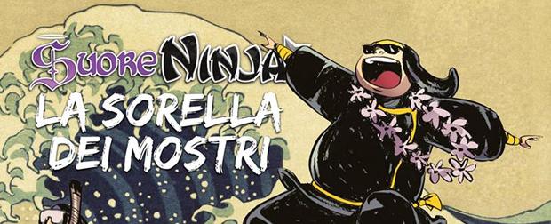 Suore Ninja – La sorella dei mostri (La Rosa, Cardinali, Andolfo)