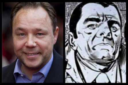 Stephen Graham protagonista di Brooklyn Animal Control