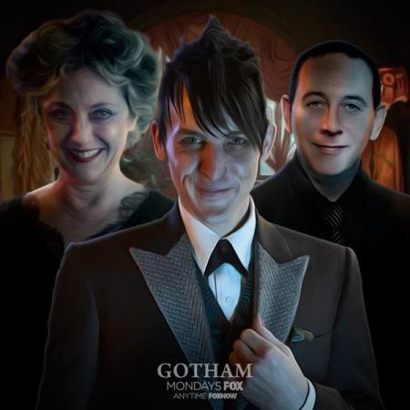 Gotham: Paul Reubens sarà il padre del Pinguino