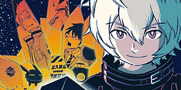 World trigger #1 (Daisuke Ashihara)