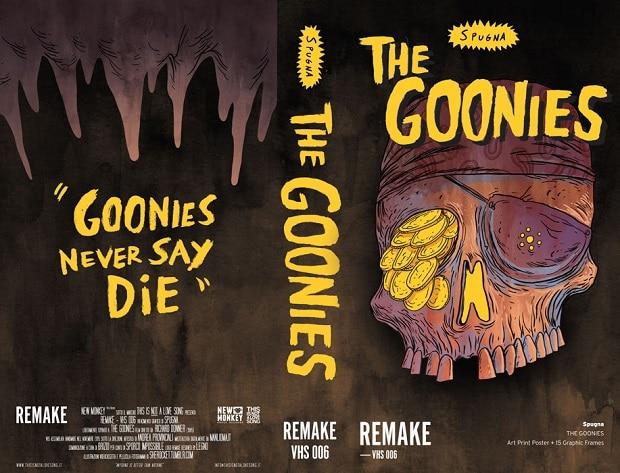 "Anteprima: Remake presenta ""The Goonies"" di Spugna"