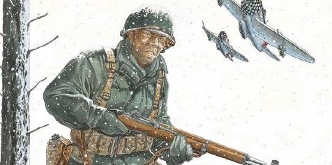 """Mondadori Comics presenta Airborne 44 """"inverno in armi"""""""