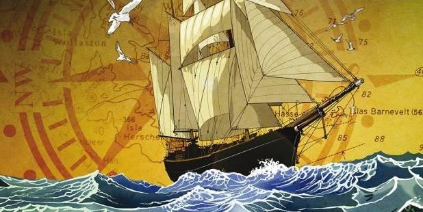 Linea d'ombra: La leggenda di Capo Horn #1- Albatros