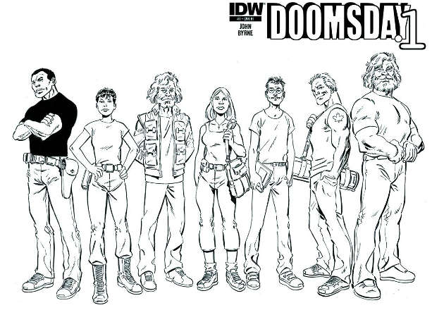 Doomsday.1 (John Byrne)
