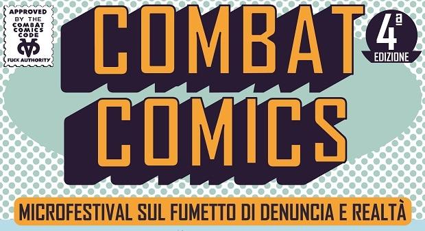 Combat Comics 2015 Immagine in Evidenza