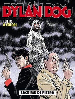 "Dylan Dog #350 ""Lacrime di pietra"": una questione di onestà"