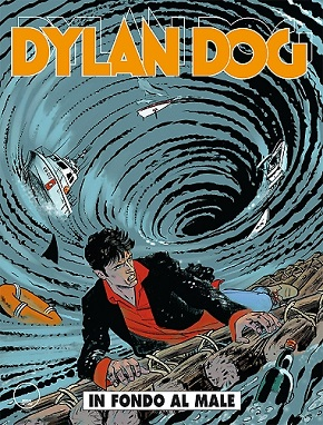 Dylan Dog 351 cover