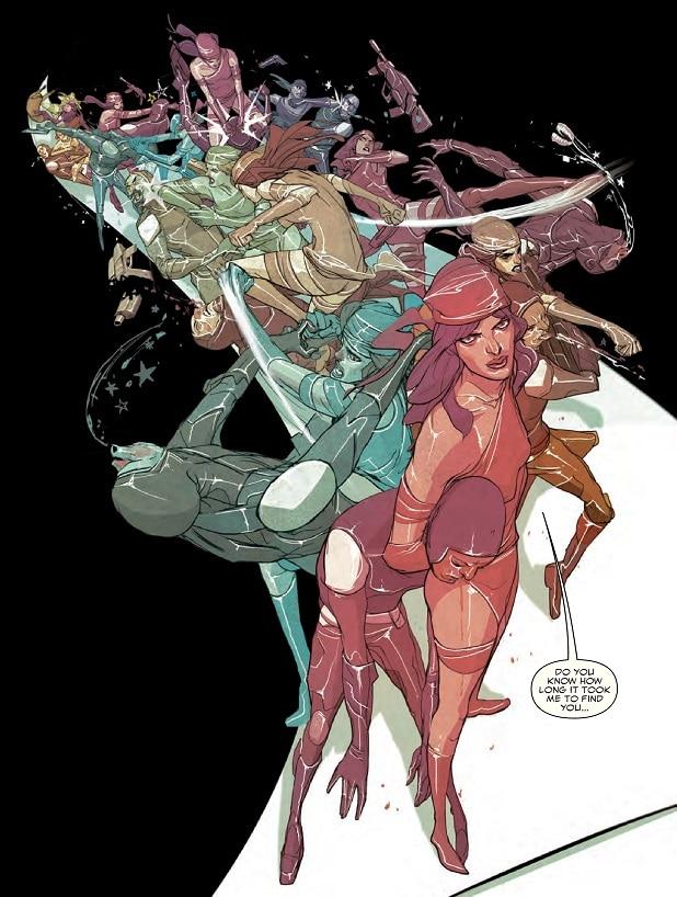 Elektra vol.2 – Riverenza (Blackman, Sanchez, Del Mundo)