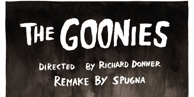 Goonies Cover