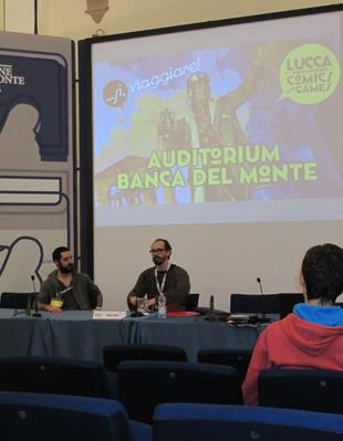 """Lucca Comics 2015: un incontro """"segreto"""" a cura della GRRRz"""