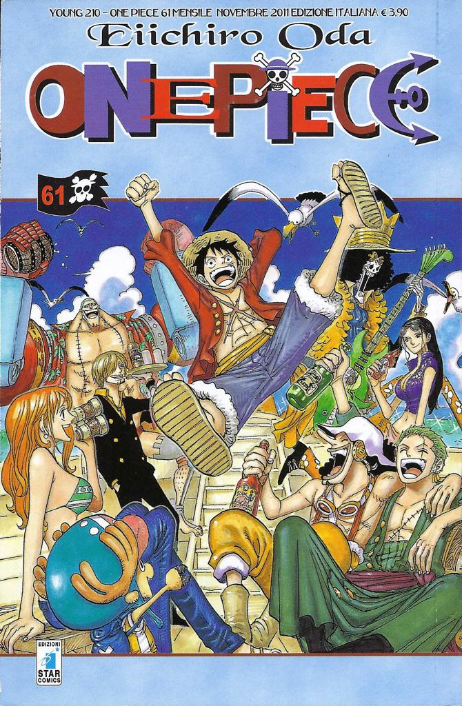 One_Piece_Volume_61_Star_Comics