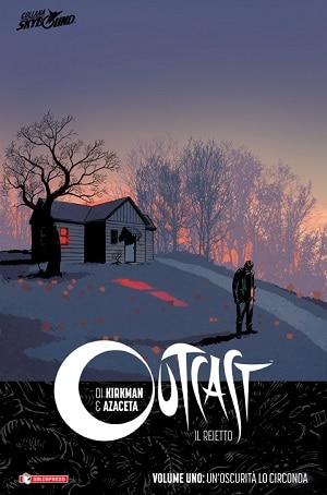 Outcast: da oggi disponibile il primo volume a colori