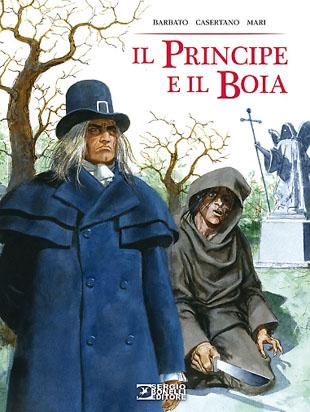 """SBE porta in libreria """"Il principe e il boia"""""""