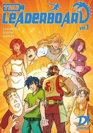 The Leaderboard copertina