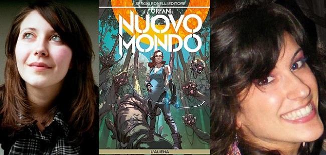 I colori del Nuovo Mondo: Nicola Righi e Stefania Aquaro