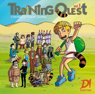 Training Quest copertina