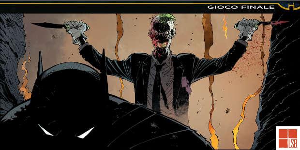 Batman #42: Bruci la città