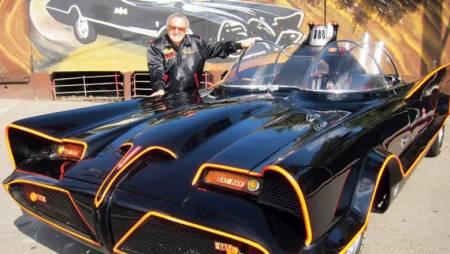 Addio a George Barris, creatore Batmobile del serial Tv