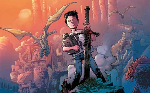 Birthright #1 – Ritorno a casa (Williamson, Bressan, Lucas)