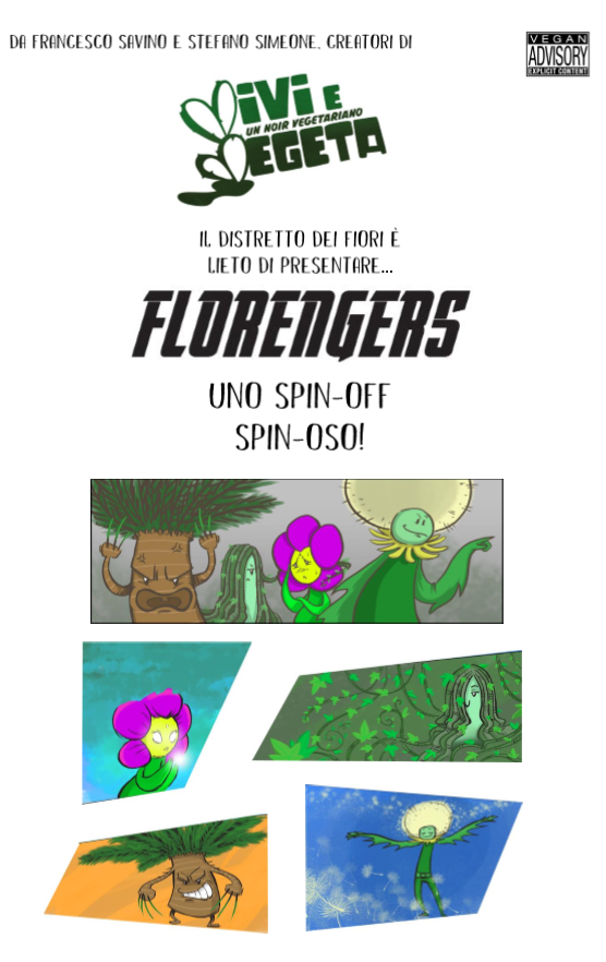 Florengers: uno spin-off spin-oso!