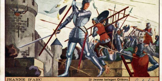 Giovanna d'Arco: una supereroina nella Guerra dei Cent'Anni