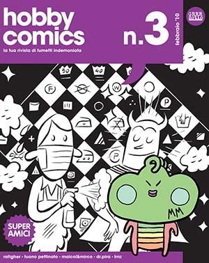 Hobby Comics 3