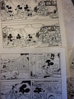 Il mitico Mickey: intervista a Casty e Massimo Bonfatti