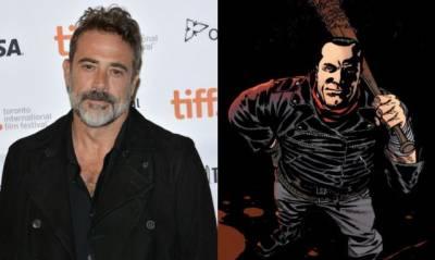 The Walking Dead: Jeffrey Dean Morgan sarà Negan