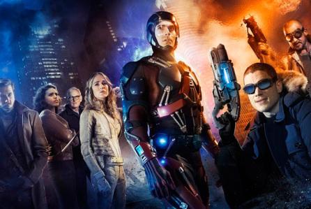 Nuovo trailer per DC's Legends of Tomorrow