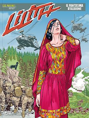 Lilith#15 - Il fantasma d'Albione (Luca Enoch)