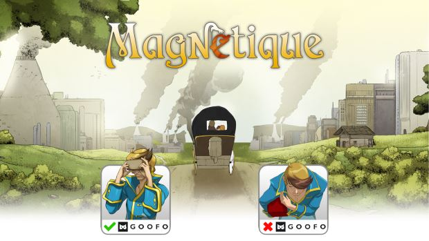 Magnetique, il primo fumetto in realtà virtuale