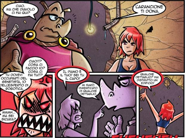 Un fumetto sui fumetti: l'esperimento di Orgoglio nerd