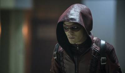 Arrow: Colton Haynes ritorna in un episodio