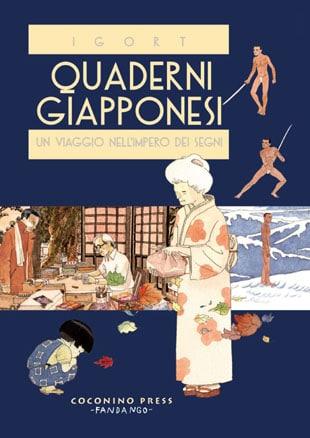 Igort e i Quaderni giapponesi a Sassari il 13 novembre