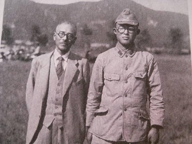 shigeru-mizuki-and-father-e1448874190973_Notizie