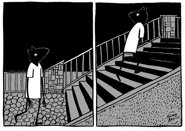 simone_angelini_marco_taddei_anubi_dio_cane_comics_bd_fumetto_Approfondimenti