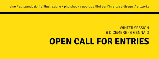 """Associazione Spine ripropone """"Open call for entries"""""""