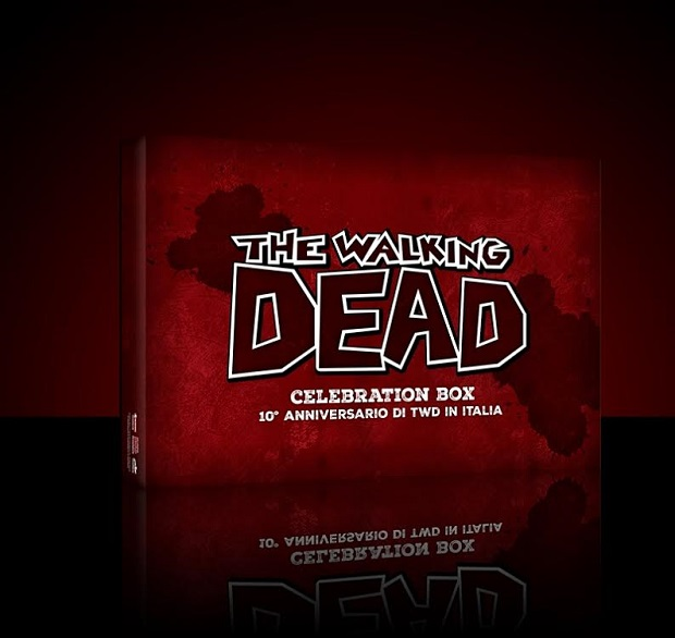 La Celebration Box per i 10 anni di The Walking Dead