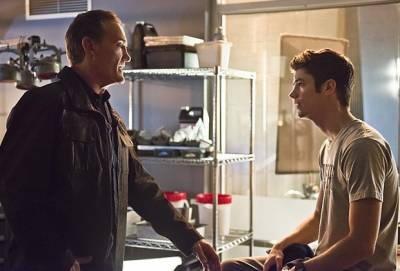The Flash: il ritorno di Henry Allen
