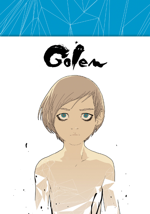 COVER GOLEM