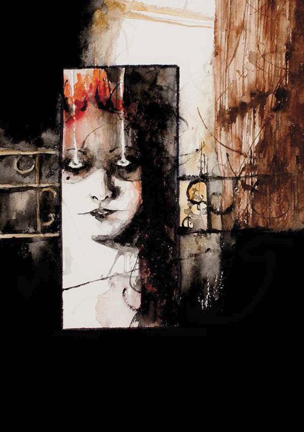 L'amore malato di Joe Lansdale e Daniele Serra