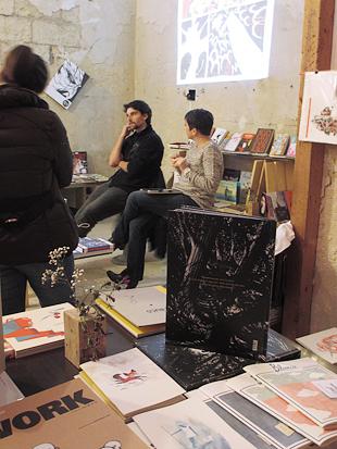 martoz_spine bookstore_bari