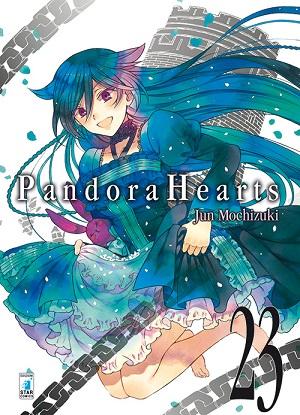 PandoraHearts23_Notizie