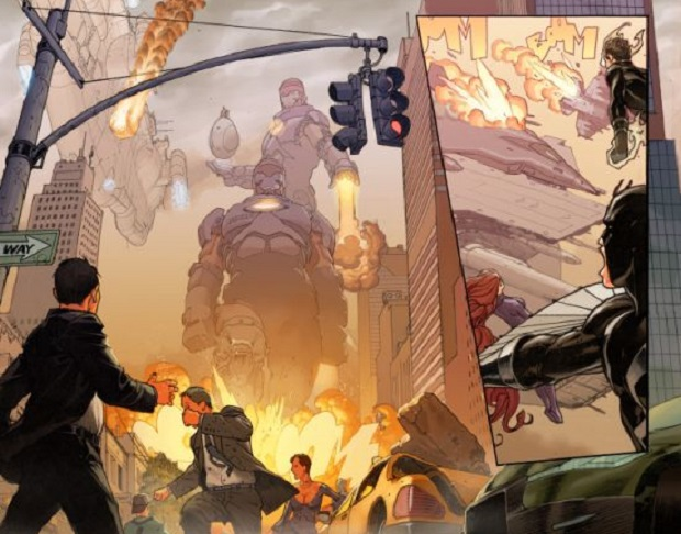 Secret Wars 1 Immagine 2