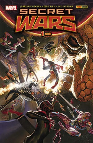 Secret Wars #1: la fine del mondo versione Hickman_Recensioni